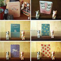 Old Paiting Lovely Cute Notebooks For