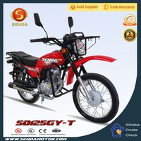 Chongqing New Arrival 125CC CGL GOL Pit Dirt Bike for Sale Cheap SD125GY-T