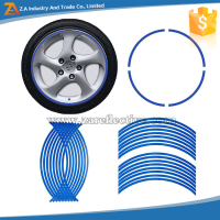 Car/Motorcycle /Bicycle Wheel Sticker,Reflective Rim Tape