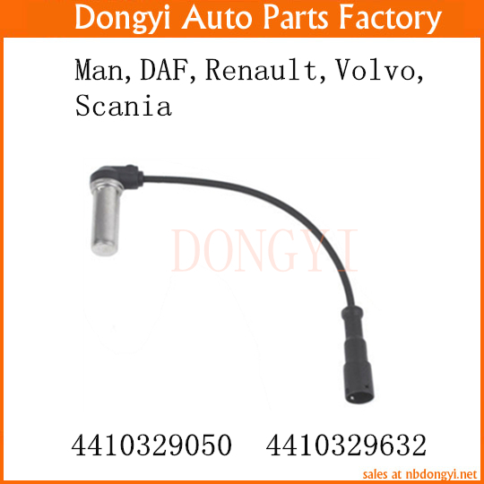 ABS Sensor Wheel Speed Sensor 4410329050 4410329632 FOR Man DAF Renault Volvo Scania
