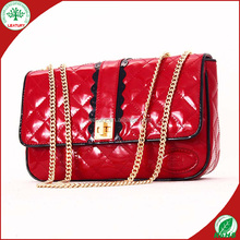 2016 Fashion Wholesale Cheap Long Chain Bag For Girls Ladies Women Small Shoulder Bag