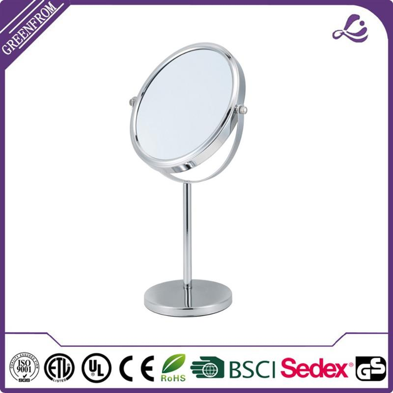 Multifunctional small plastic pocket mirror clothes cabinet with mirror