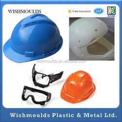 OEM design various colorful safety helmet supplier in dongguan factory