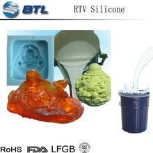 Best price rtv molding silicone rubber long life time liquid silicone for molds