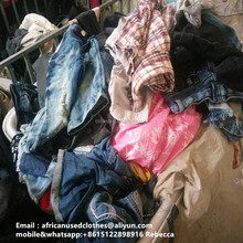 used clothing lots / secondhand clothing / Elegant eye-catching children summer items
