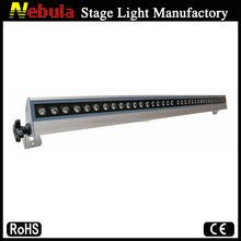 36X3W RGB Led Bar Wall Washer Led Bar rondelle de mur