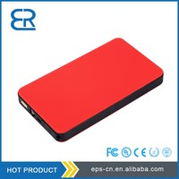 super slim patented emergency car portable battery jump starter