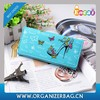 Encai Butterfly Pattern Ladies Wallet Fashion PU Women's Purse