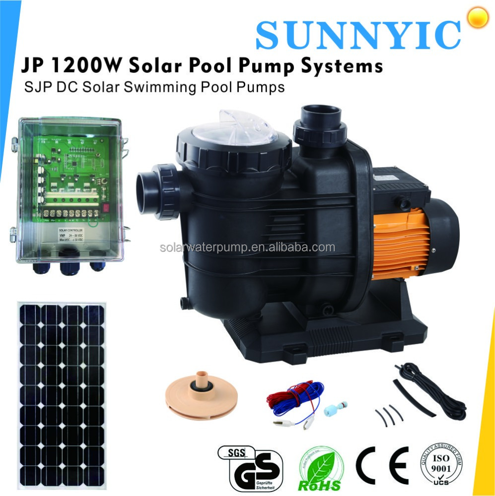 Dc Solar Water Pump Systems With Brushless Dc Motor For Solar Swimming Pool Pump Buy Solar