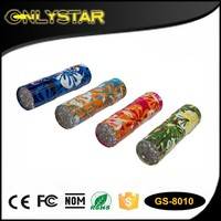 Onlystar GS-8010 promotion gift 9 led small aluminum portable torch