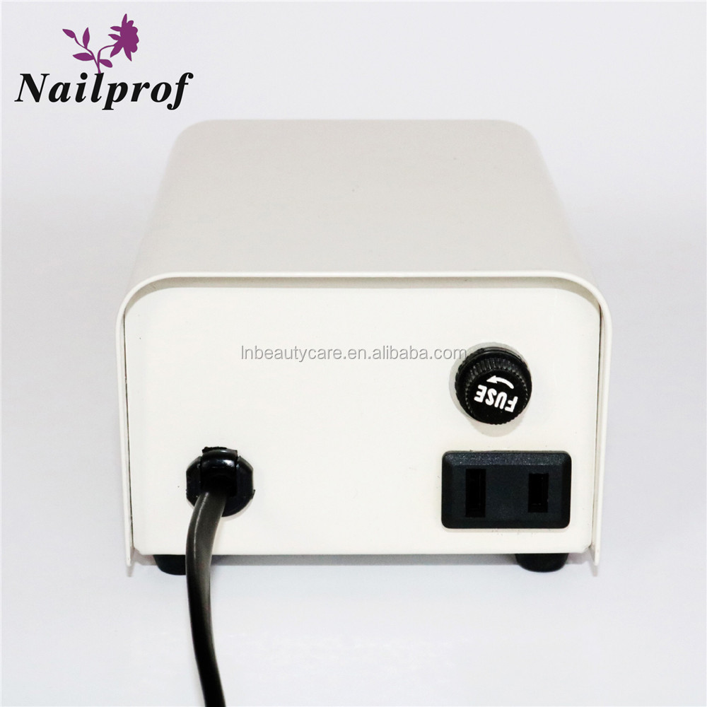 NAILPROF 90/102L 35000rmpl electric grinding machine&electric nail files machine&electric manicure files