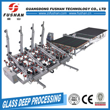 The multifunctional cnc glass cutting machine line With Trade Assurance