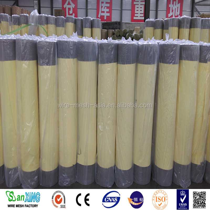 14x14 Aluminium Window Screen/Insect Aluminum Alloy Wire Netting/Aluminum Profiles Insect Screen