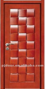 2012 bedroom door with relief designs