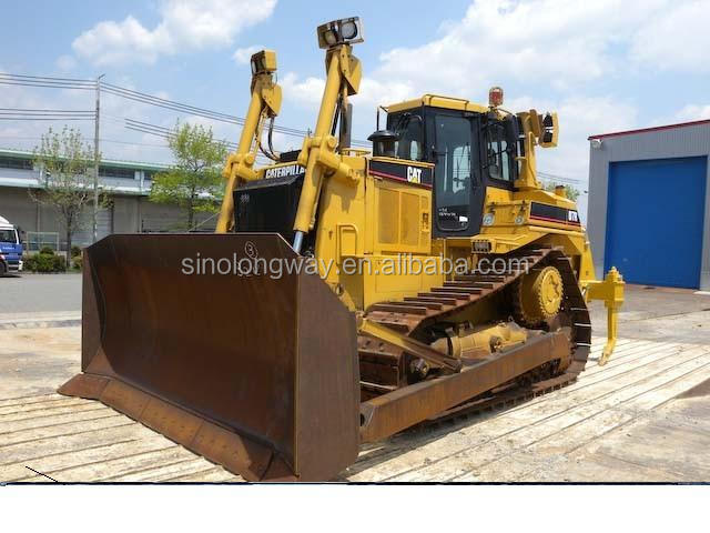 Second hand bulldozer D7R for slae / low price used D7r dozer