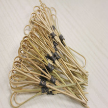 Party Decoration Bamboo Knot Skewer