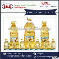 High Quality Crude Sunflower Oil at Best Market Price
