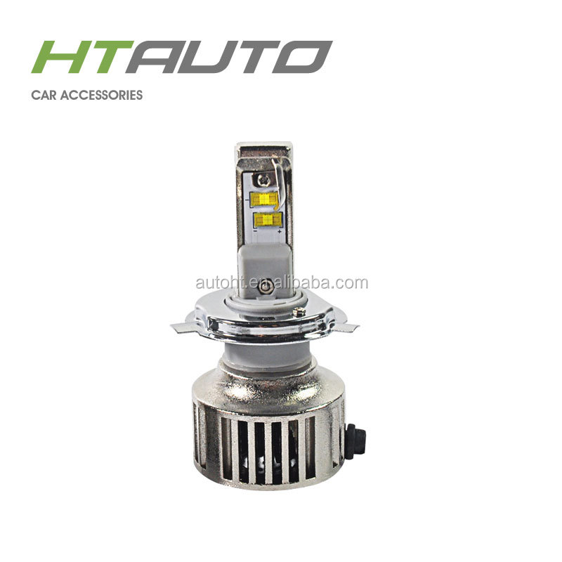 HTAUTO 45 W 5000LM 12V Led Auto Light H1 H7 H4 Led Headlight Led Headlight Kit H9 H11 Truck H4 Led Headlights
