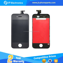 top quality,for iphone 4 housing front digitizer+lcd + back cover,Lowest Price