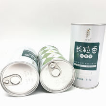 Wholesale Price High Quality Good Airtight Empty Paper Cans for Food