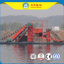 300m3/h Chain Bucket Dredger for sale