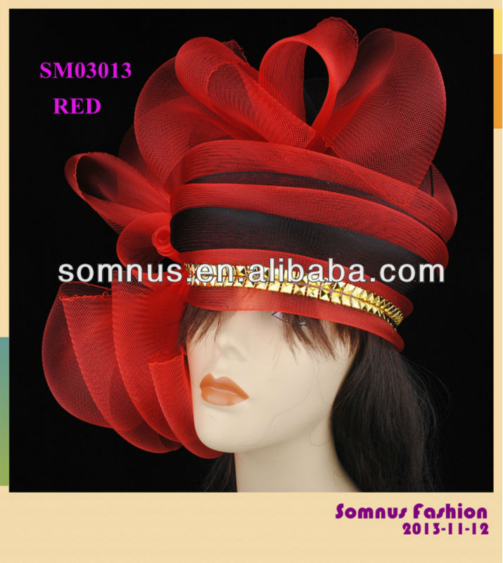 Somnus Fashion Ladies' Hair Accessories,Netting Headwear,Factory Wholesale Hairband SM03013