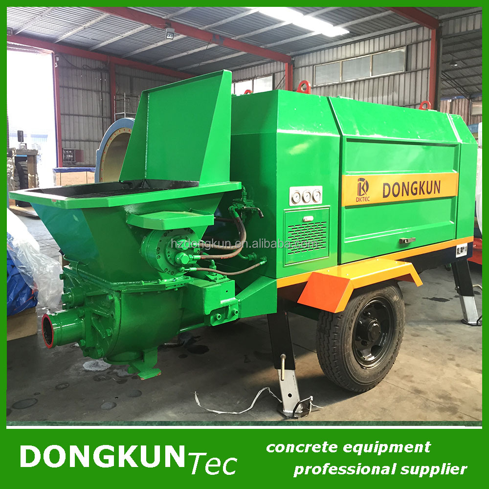 high quality concrete pump price