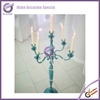 k6233 hot sale wedding candelabra, fancy tall metal candle holder