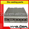 Professional manufacturer custom die casting equipment and instrument metal parts