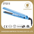 Professional PTC heating LED display titanium hair straightener hair flat iron EPS818