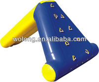 good quality inflatable water games toy, spinning top, water park spinning toy