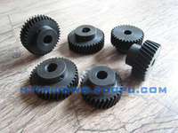 High impact resistant eco-friendly anti wear small plastic pinion gear