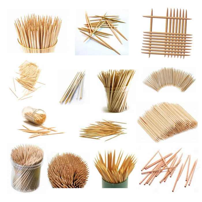 Stainless Steel Barbecue Bamboo Stick Maker Shaping Machine Wooden Toothpick Making Line Equipment