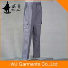 Men's Cotton Safety Cargo Work Pants Workwear Working Trousers