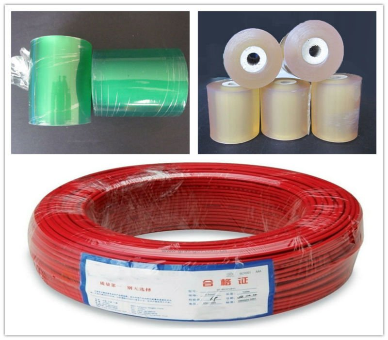 for cable and wire pvc stretch film