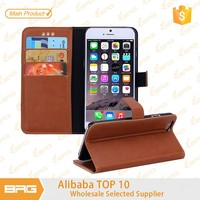 BRG Alibaba Express Hot Selling ID Card Holder Case For iPhone 6