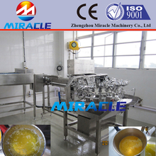 Pasteurized liquid egg breaking machine/liquid egg process machine egg breaker for cake/bread process