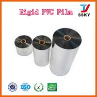 Standard FOB plastic sheet vinyl flooring sheets with paper protective film pvc flims in rolls