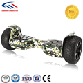 2016 portable self balancing 2 wheel electric scooter hover board with Bluetooth LED
