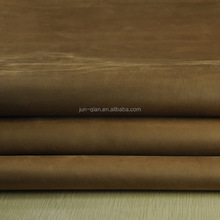 Sell like hot cakes real animal leather cow hides leather for garments