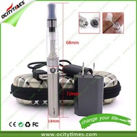 High quality CE4+ clearomizer replaceable coil easy to clean huge vapor rohs e cigarette