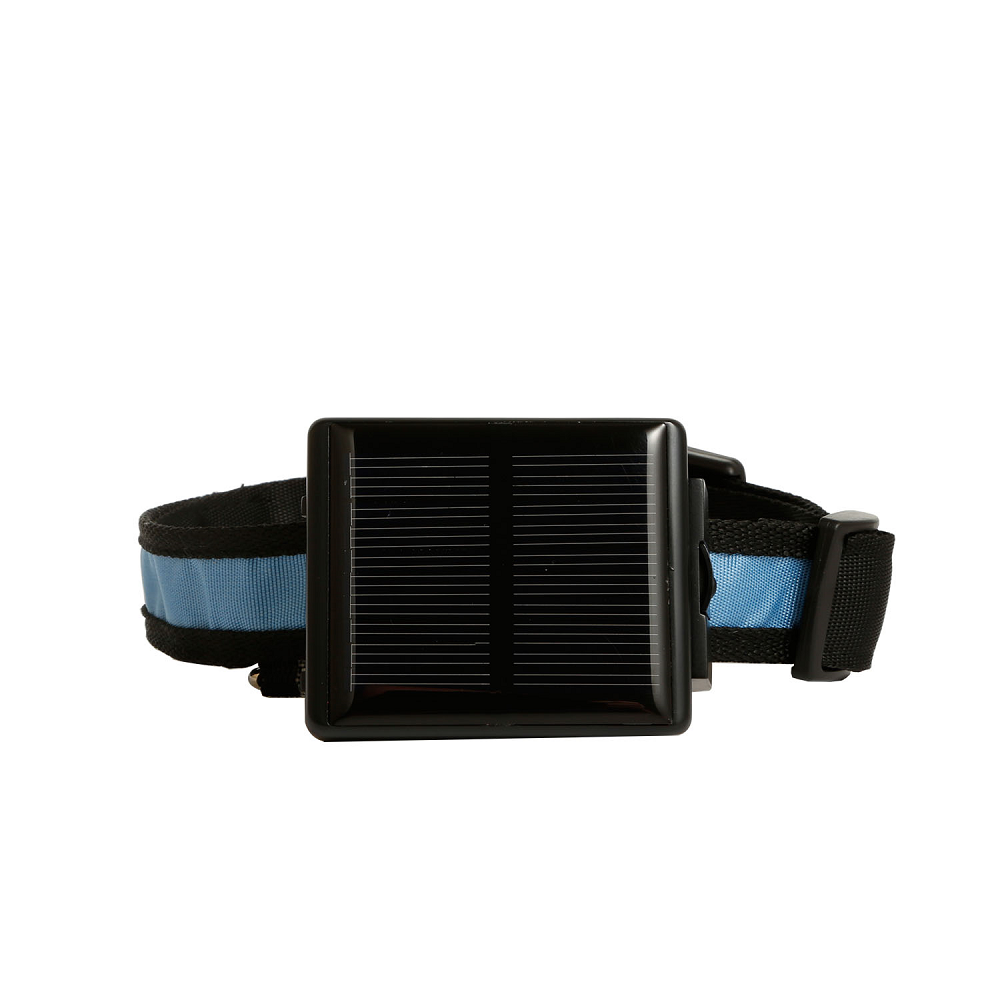 Solar power cow gps tracker anti thef collar gps tracker with wifi function