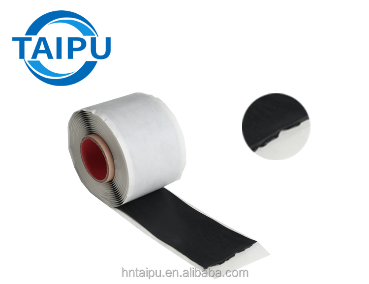Bitumen Self Adhesive Waterproof Insulation Roof Rubber Butyl Putty Sealant Mastic Tape For Home Submersible Depot Pools