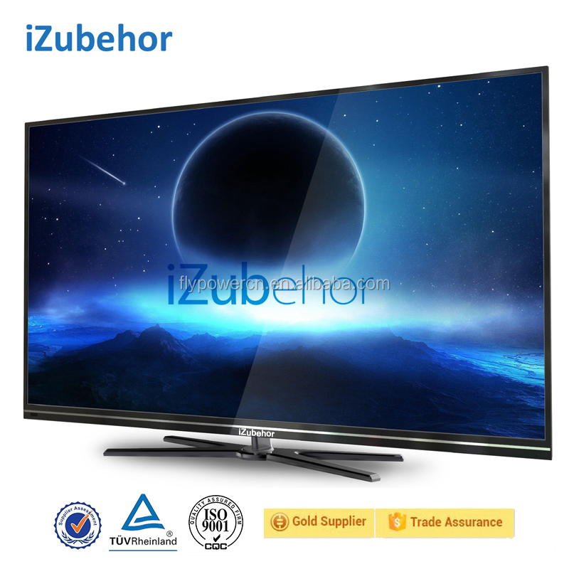 Izubehor 32 Inch Super Thin Cheap Touch LED TV With PC Input