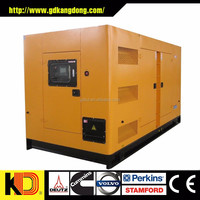 Fast delivery 100kw diesel generator powered by Cummins engine 6BTA5.9-G2