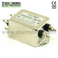 7.5KW LED noise EMC filter, power generator filter