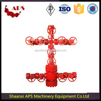 API 6A x-mas tree/tubing hanger/oil and gas industry wellhead casing spool/