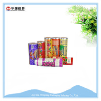 1-5 layer Metallized laminated multiple layer Aluminum Film