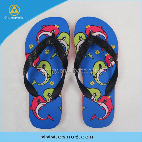 high quality rubber wholesale children flip flops kids flip flops