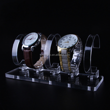 Factory Professional Custom Acrylic Jewelry Bracelet Watch Display Rack Holder Stand